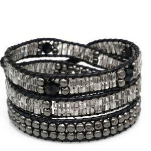 NEW Handmade Katie Soleil 3 Wrap Bracelet